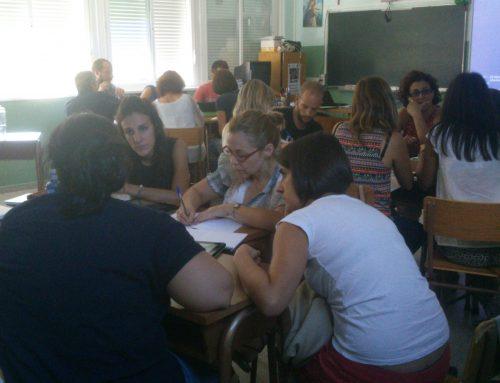 Aprendizaje Cooperativo en el Colegio Santa María